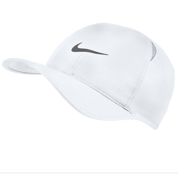 6f8ad52a Nike Accessories | Court Featherlight Adjustable Tennis Hat Cap ...